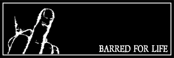 barred for life header