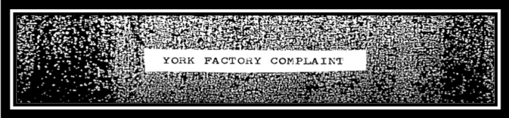 york factory complaint header