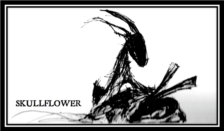 SKULLFLOWER HEADER