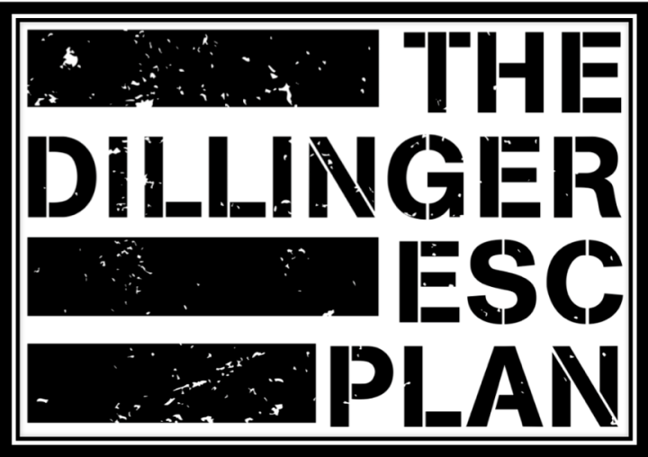 DILLINGER ESCAPE PLAN HEADER