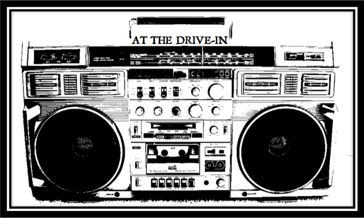 AT THE DRIVE IN HEADER