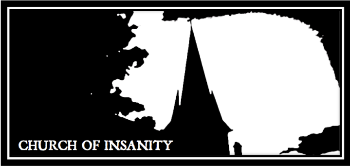 CHURCH OF INSANITY HEADER